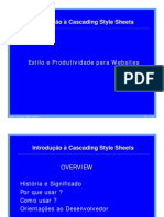 CSS - Introducao