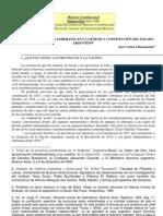 Chiaramonte - Genesis Del Estado Argentino