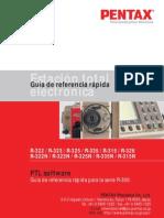 Pentax - R300 - Guia Rapida