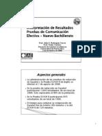 Presentaci+¦n Coordinadores Resultados Ex+ímenes 3-12-08