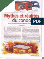 Mythes et Réalités du Condo 2008