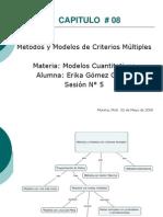 08 Metodos y Modelos de Criterios Multiples