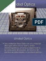 Unidad Óptica