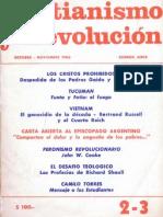 Cristianismo y Revolución 2 - 3