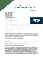 TDP Response to TX Voter Id Response
