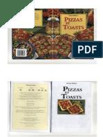 Pizzas Et Toasts Anne Wilson