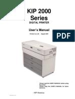 KIP 2000 Users Manual