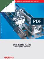 ETIN Tubing Clamps