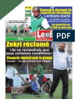 LE BUTEUR PDF du 07/10/2011