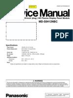 DP50749-02 & DP50719-00 Panel Manuals