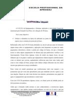 Reflexão Equipamentos e sistemas aplicados à actividade comercial