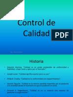 Presentación de Control de Calidad