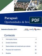 Paraguai des de Investimento Setembro-Outubro 2011 POR