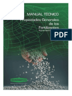 Manual Tecnico de Fertilizantes