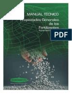 Manual Tecnico de Fertilizantes