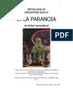 La paranoia DEFINITIVA