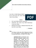 Nasir Abbas Declaration)