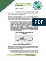 Analisis Del Indice de Precios Al or y Canasta Basica Familiar