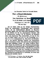 Neue Darstellung Von Mescalin - J. Prakt. Chemie 137, 339-350 (1933)