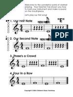 CLARINETE - INFANTIL - MÉTODO - The Clarinet Fun Book
