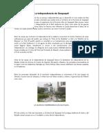 La In Depend en CIA de Guayaquil