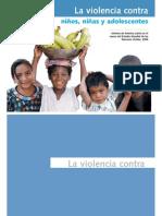 La Violencia Contra Niños, Niñas y Adolescentes - SCS