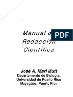 ManualdeRedaccionCientifica2007