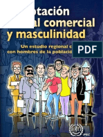 Explotación Sexual Comercial y Masculinidad