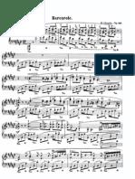 Chopin Barcarolle
