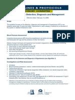 48640377 Hypertension Guideline