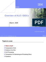Overview of ALE_IDOCS