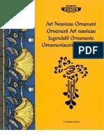10967398 Art Nouveau Ornament