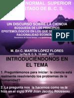 BOAVENTURA EPISTEMOLOGÍA