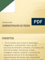 ADMINISTRACIÓN DE REDES I