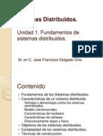 Sistemas Distribuidos U1