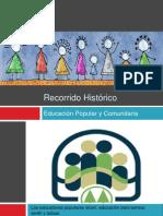 RECORRIDO HISTÓRICO 2010