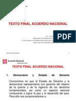 Acuerdo Nacional teoria