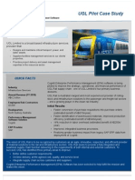 Ugl Rail Customer Case Study
