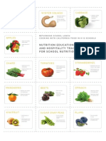 CEL Nutrition Education Cards Eng