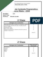 Cont Do Program Tico.arte