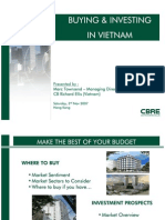 Buying and Investing in Vietnam Presentation