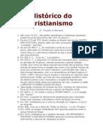 Histórico Do Cristianismo