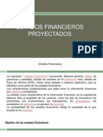 Estados Financieros Proyectados 040910 v1