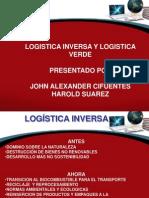 Presentacion Logistica Inversa y Verde