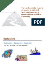 Leadership Program Sample