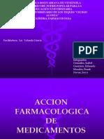 Presentacion Expo de Farmacologia