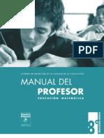 simce_matematica - 8° básico (20 hojas)_manual