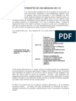 Unidad i.- Componentes y Aspectos de Construccion de Una Maquina de CD