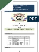 Lib Report
