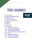 Full TOEFL Grammar